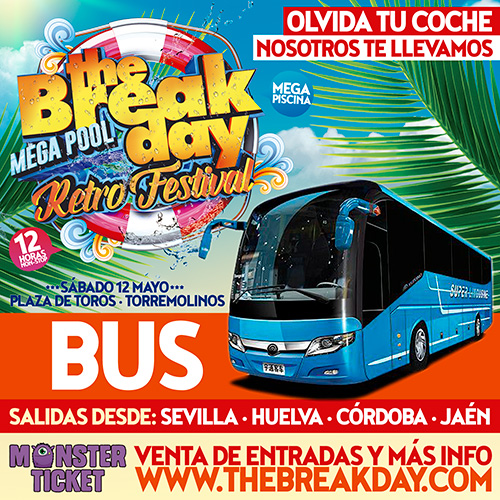 BUSES 'THE BREAK DAY 2018'